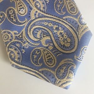 CHAPS Paisley Silk Tie